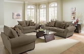 Living Room Furniture-The Rendezvous Collection-Rendezvous Sofa