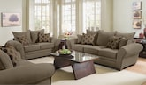 Living Room Furniture-Rendezvous 2 Pc. Living Room