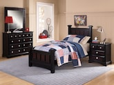 Kids Furniture-The Landon II Collection-Landon II Twin Bed