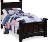 Kids Furniture-Landon II Twin Bed