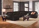 Living Room Furniture-The Silverton Collection-Silverton 4 Pc. Sectional