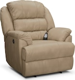 Living Room Furniture-Hunter Power Recliner