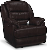 Living Room Furniture-Wilcox Power Recliner