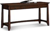 Home Office Furniture-Wentworth Dark Desk