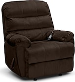 Living Room Furniture-The Hammond Collection-Hammond Massage Rocker Recliner