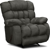 Living Room Furniture-The Bradley Collection-Bradley Rocker Recliner