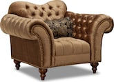 Living Room Furniture-Brittney Chair
