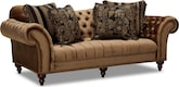 Living Room Furniture-Brittney Sofa