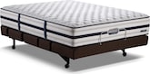 Mattresses and Bedding-Coventry Rize Adjustable King Mattress/Split Foundation Set