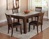 Dining Room Furniture-The Deer Creek Collection-Deer Creek Table