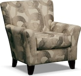 Living Room Furniture-Altavista Accent Chair