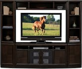 Entertainment Furniture-The Middleton Collection-Middleton 4 Pc. Entertainment Wall Unit