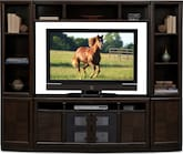 Entertainment Furniture-Middleton 4 Pc. Entertainment Wall Unit
