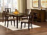 Dining Room Furniture-The Chantal Collection-Chantal Table