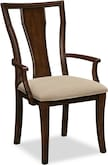 Dining Room Furniture-Chantal Arm Chair