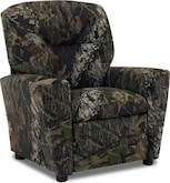 Living Room Furniture-Derrick Child's Recliner
