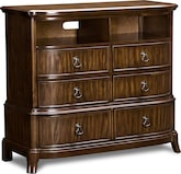 Bedroom Furniture-Emory Media Chest