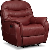 Living Room Furniture-Bradford Power Recliner
