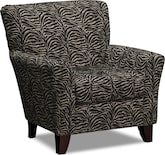 Living Room Furniture-Safari Accent Chair