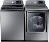 Washers and Dryers - Samsung Collection<br>Model WA50F9A8DSP / DV50F9A8EVP