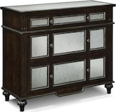 Accent and Occasional Furniture-Athens Accent Cabinet