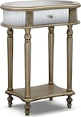 Accent and Occasional Furniture-Lavinia Chairside Table