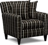 Living Room Furniture-The Ciera Accent Collection-Ciera Accent Chair