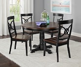 Dining Room Furniture-The Cunningham Collection-Cunningham Table