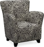 Living Room Furniture-The Lindsay Collection-Lindsay Accent Chair