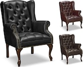 Accent and Occasional Furniture-The Cheshire Collection-Cheshire Accent Chair