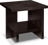 Accent and Occasional Furniture-Casa Moda End Table