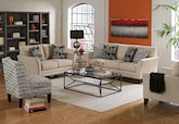 Living Room Furniture-The Bowery Collection-Bowery Sofa