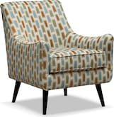 Living Room Furniture-Avenue Accent Chair