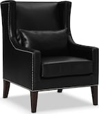 Accent and Occasional Furniture-Peabody Accent Chair