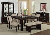 "Dining Room Furniture-The Tango Stone Collection-Tango 60"" Dining Table"