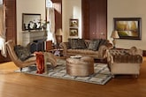 Living Room Furniture-The Stephania Collection-Stephania Sofa