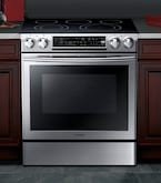 Cooking Products - Samsung Range<br>Model NE58F9500SS