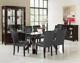 Dining Room Furniture-The Vero Gray Collection-Vero Dining Table