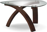 Accent and Occasional Furniture-Delaney Cocktail Table