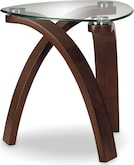 Accent and Occasional Furniture-Delaney End Table
