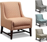 Living Room Furniture-The Splendor Collection-Splendor Accent Chair