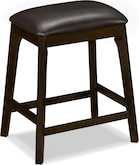Dining Room Furniture-Devlin Backless Counter-Height Stool