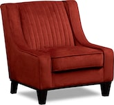 Living Room Furniture-Whitley Accent Chair