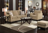 Living Room Furniture - The Sand Castle Collection