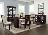 Dining Room Furniture-The Costa Camel Collection-Costa Table