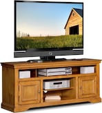 "Entertainment Furniture-Thornton II 60"" TV Stand"