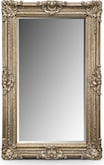 Accent and Occasional Furniture-Sessina Floor Mirror