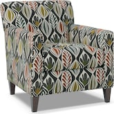 Living Room Furniture-Elliot Accent Chair
