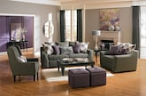 Living Room Furniture-The Caterina Collection-Caterina Sofa
