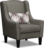 Living Room Furniture-Caterina Accent Chair